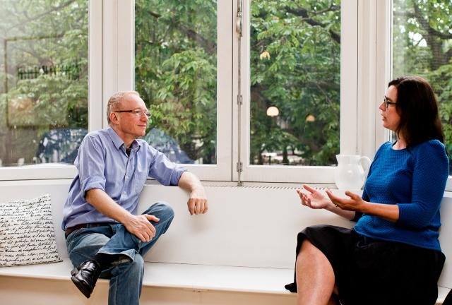 In gesprek met David Grossman