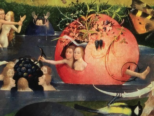 Tuin Der Lusten : De tuin der lusten 2 maria vlaar